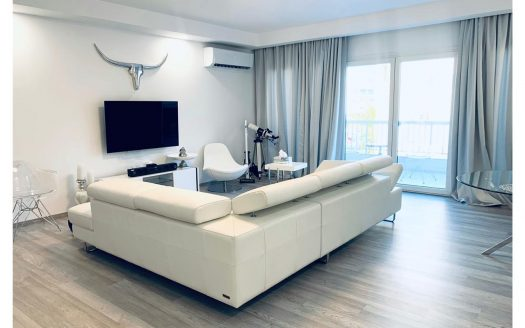 1 Bedroom apartment in Agios Tychonas for rent