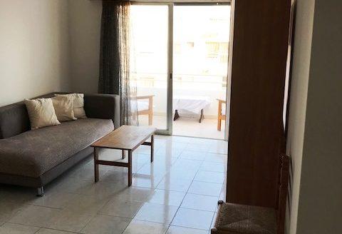 1 Bedroom apartment in Agios Tychonas
