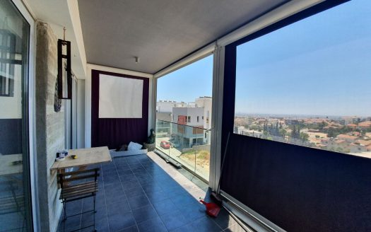 2 Bedroom top floor apartment in Panthea