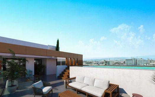 4 bedroom penthouse in Tsiflikoudia