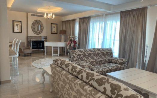 Luxury 3 bedroom penthouse in Limassol Marina