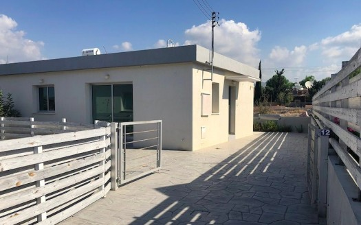 House and plot for sale in Moni