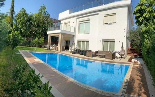 Luxury 4 bedroom villa for sale in Potamos Germasogeia
