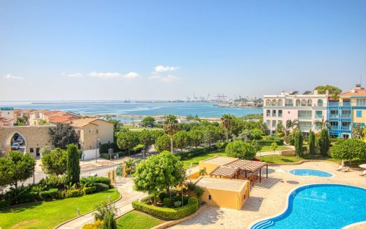 1 Bedroom apartment in Limassol Marina