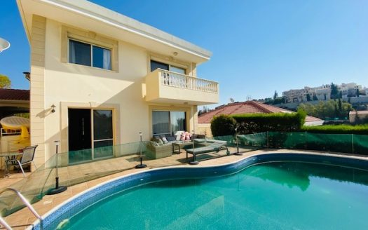 4 Bedroom house in Agios Tychonas for sale