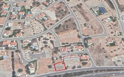 Plot for sale in Germasogeia, Agia Paraskevi area
