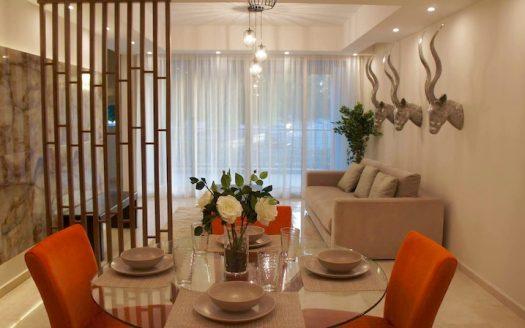 Unique 3 bedroom apartment for rent in Potamos Germasogeias