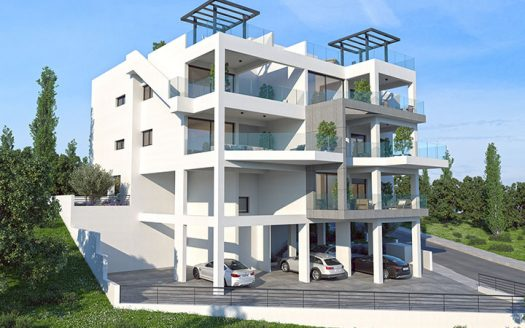 2 Bedroom apartment in Agia Fyla for sale, off-plan