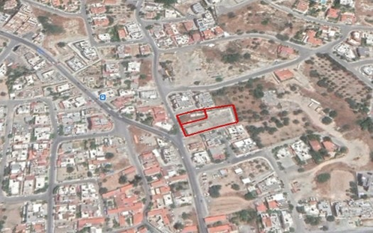 Two adjacent fields in Agia Fyla for sale