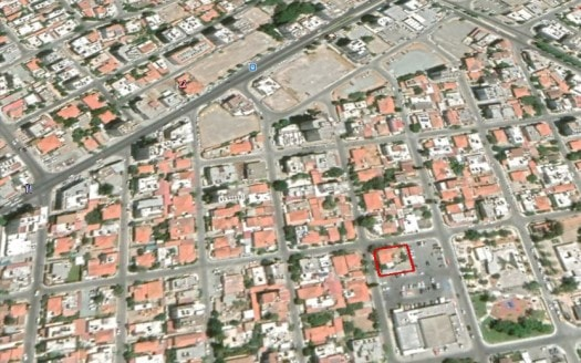 Residential plot in Agios Ioannis for sale