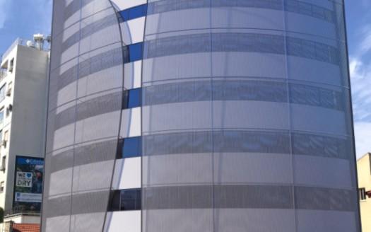 Unique business center building for sale