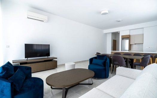 2 bedroom penthouse for rent in the centre of Limassol