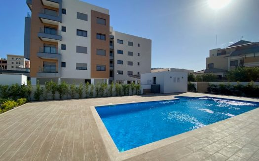Brand new 2 bedroom apartment near Dassoudi