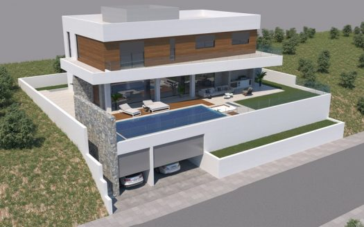 Stunning 6 bedroom villa for sale in Panthea
