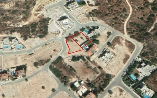2 plots for sale in Mouttagiaka