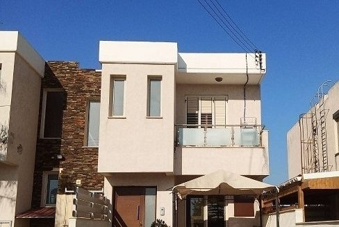 3 bedroom semi detached house in Ypsonas