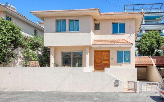 Excellent 4 bedroom villa for rent in Potamos Germasogeias