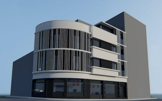 Brand new offices for rent at Limassol's sea front
