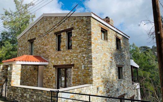 Luxury 5 bedroom house in Pera Pedi, Limassol