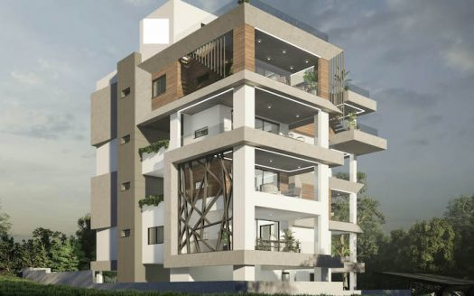 3 bedroom penthouse for sale in Lefkothea