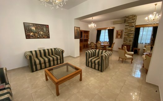 3 Bedroom ground floor house in the Center of Limassol