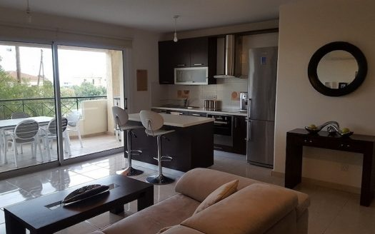 Nice 2 bedroom apartment in Agia Fyla for sale