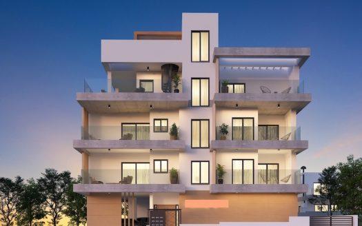 Unique 3 bedroom penthouse for sale in Ekali