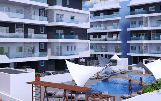 3 bedroom penthouse for sale in Zakaki