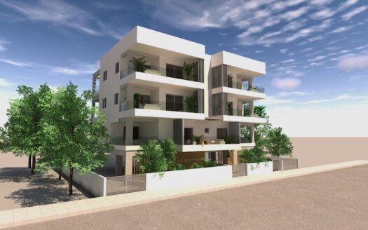 1 bedroom apartment in Polemidia