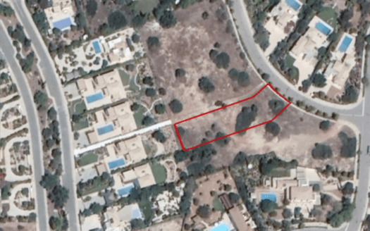 Plot for Sale in Aphrodite Hills