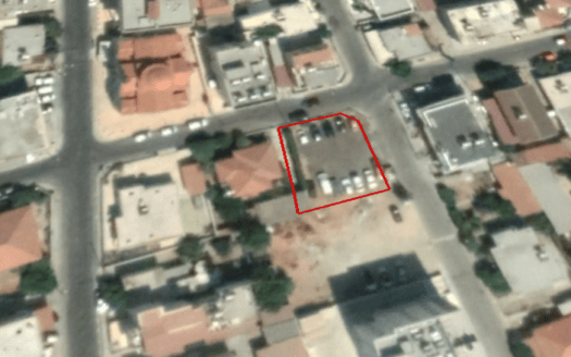 Corner plot for sale in Agios Nektarios area