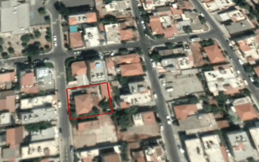 Residential plot for sale in Apostolos Andreas area
