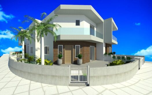 Semi- detached 3 bedroom house in Paramytha