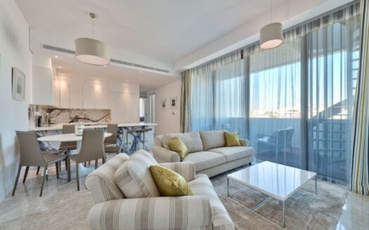 Luxury 3 bedroom penthouse in Potamos Germasogeias