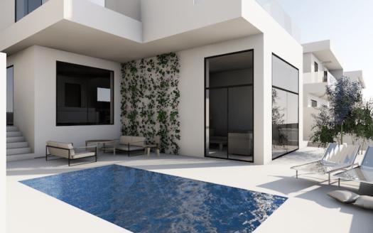 Luxury 3 bedroom house for sale in Germasogeia