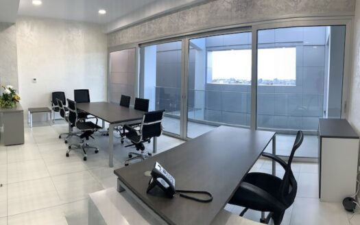 Serviced office for rent in Agios Athanasios