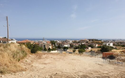 Plot in Agios Athanasios for sale