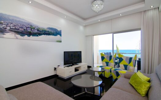 3 Bedroom sea view apartment for rent