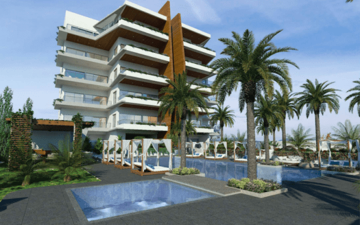 2 bedroom apartment in a luxury complex for rent