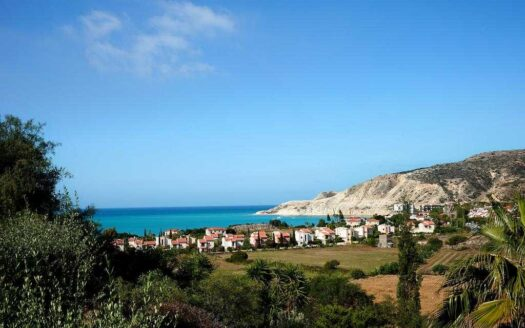 Pissouri Bay Ground Floor 2 Bedroom Apartment No 3