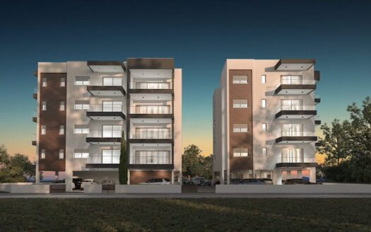 Under construction 3 bedroom apartment in Omonoia