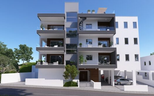 2 bedroom apartment for sale in Agios Athanasios