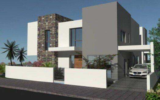 3 bedroom semi-detached house for sale in Ypsonas