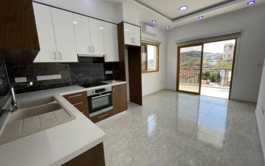 1 Bedroom apartment in Parekklisia village for rent