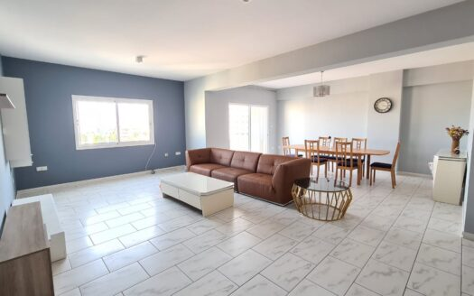 4 Bedroom apartment in Mesa Geitonia for rent