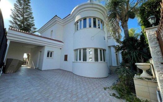 Beautiful 5 bedroom villa for rent in Potamos Germasogeias