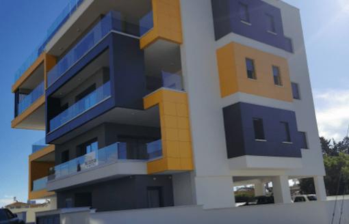 Brand new 3 bedroom apartment in Kapsalos area