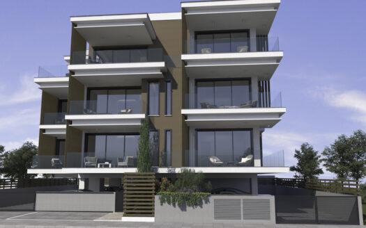 1 bedroom off plan apartment for sale in Katholiki