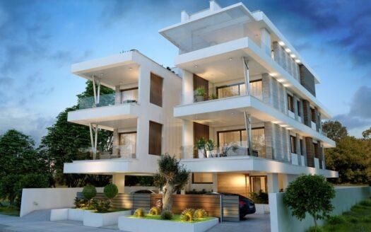 2 Bedroom apartment in Potamos Germasogeias for sale