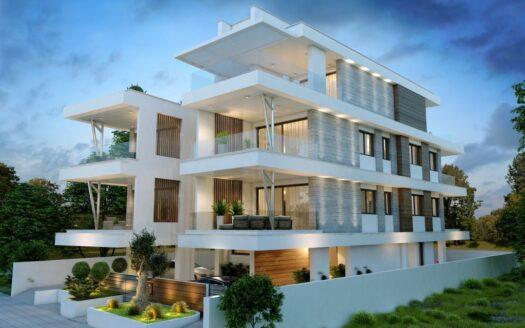 1 Bedroom apartment in Potamos Germasogeias for sale